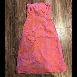 Lilly Pulitzer Pineapple Patterned Dress